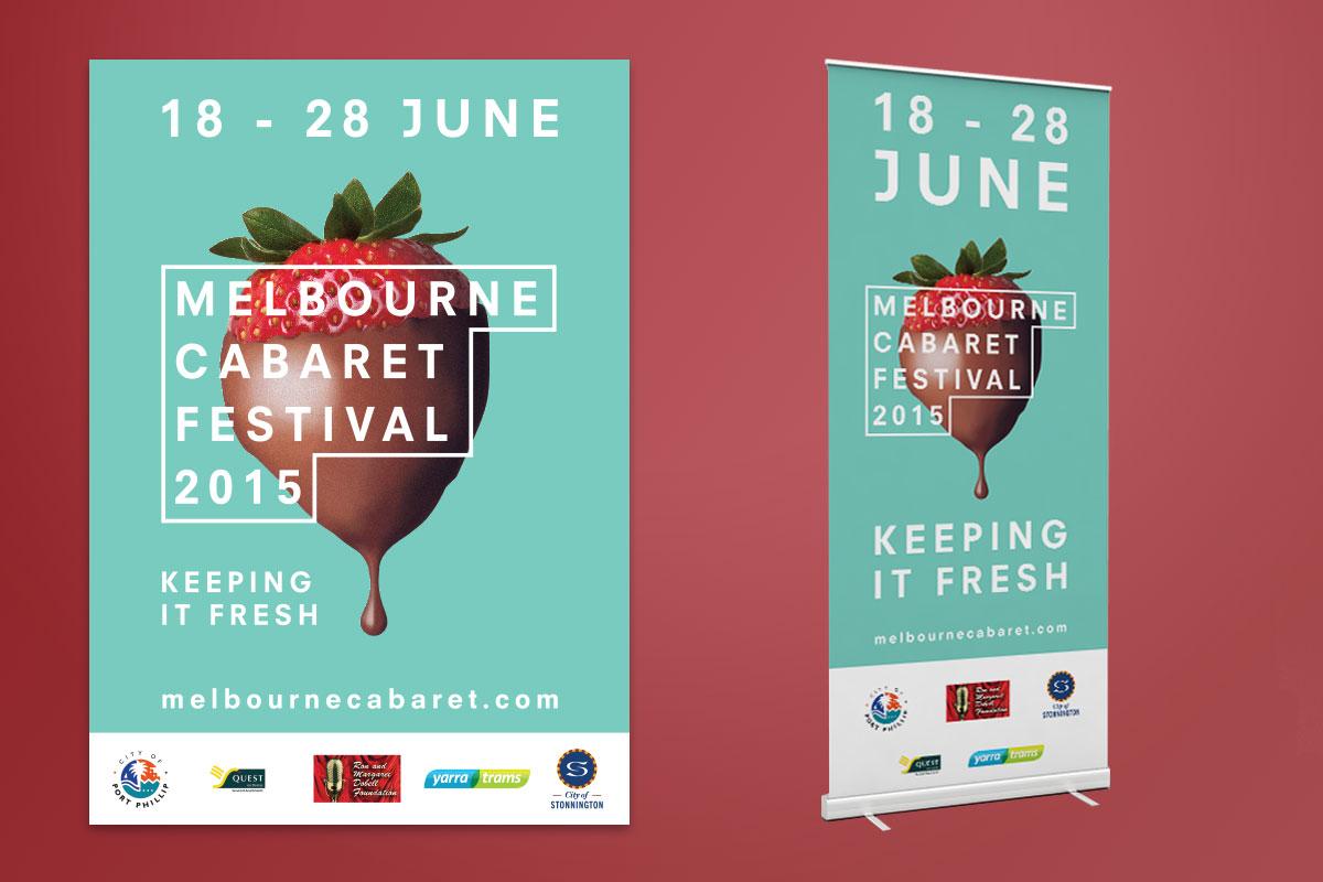 Melbourne Cabaret Festival 2015 - GermyDesigns