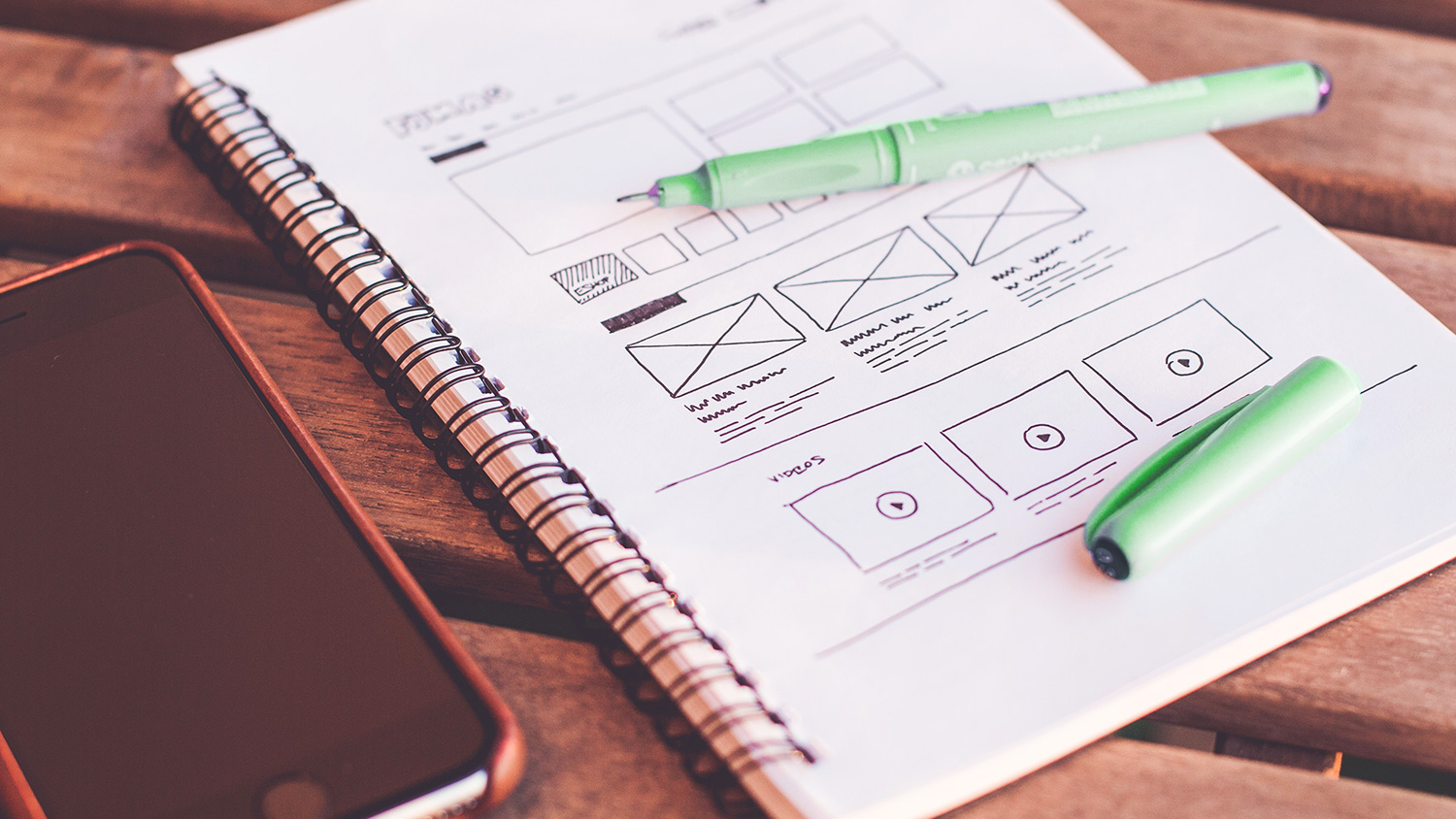 What is a wireframe and why it's important in your web design process? - Germydesigns Blog