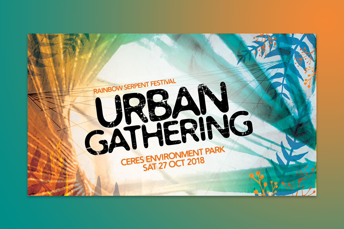Urban Gathering 2018 - GermyDesigns